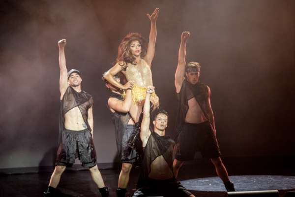 Houston Welcomes the 'Werq the World' Tour