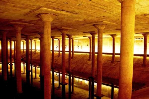 Disfruten la Cisterna del Buffalo Bayou en su próxima visita a Houston