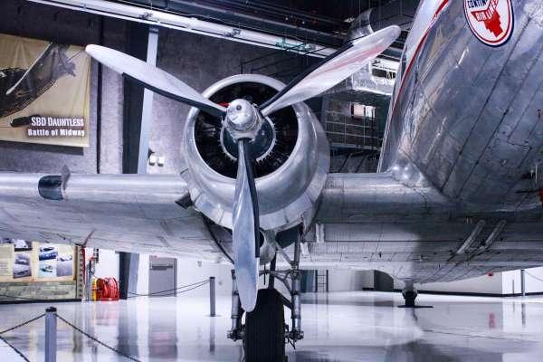 Abre tus Alas al Vuelo en el nuevo Museo de la Aviación de Houston