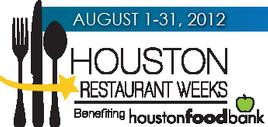 houston restaurant weeks 2012