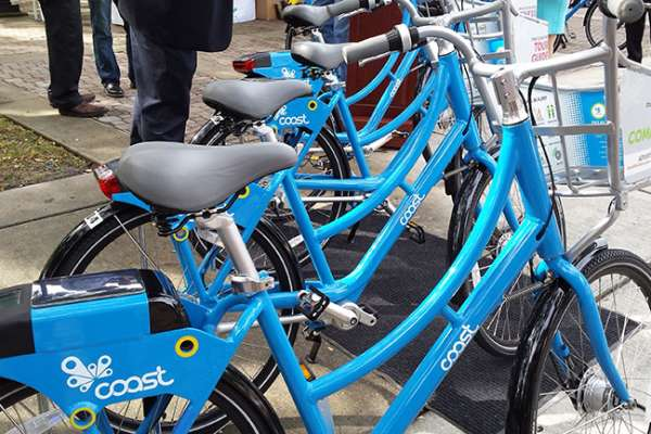 Coast Bike Share 1