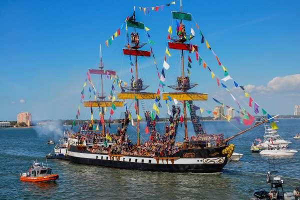 Jose Gasparilla ship