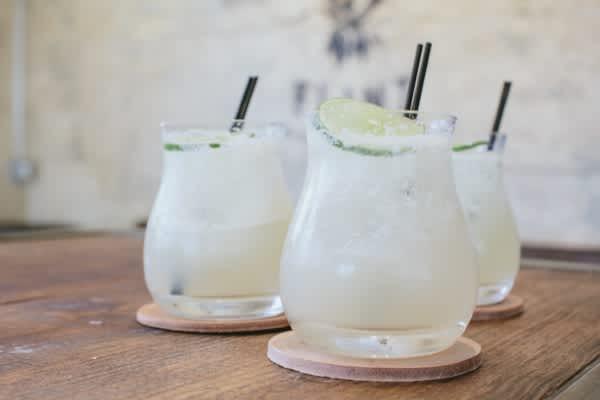 Eight Row Flint Margarita
