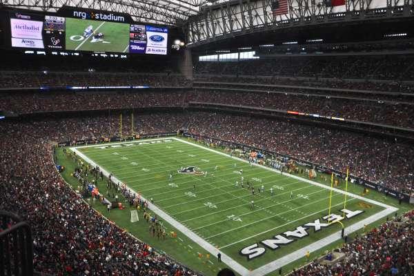 NRG Stadium Texans