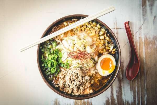 Ramen Tatsu-Ya dish