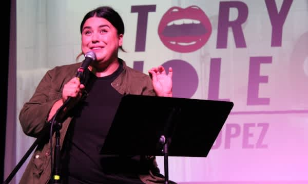 Let's Fight! LGBTQ Storytelling showcase returns