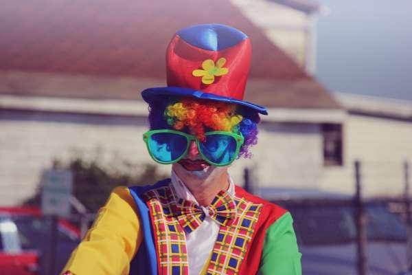 Clown costume Halloween