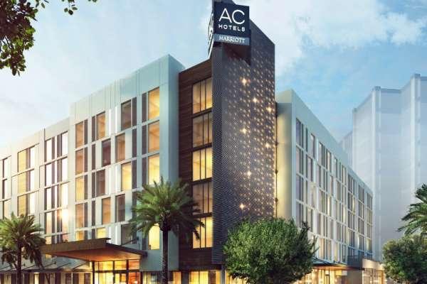AC by Marriott Westshore Rendering