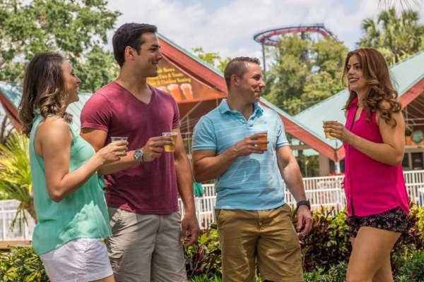 Beer Returns to Busch Gardens