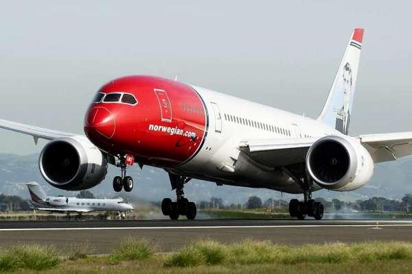 Norwegian Air TPA