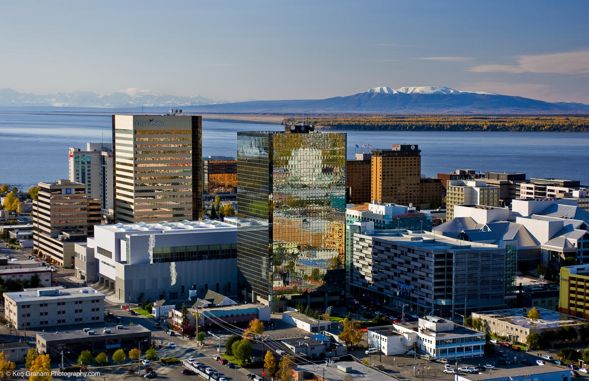 Discover Anchorage Visit Anchorage