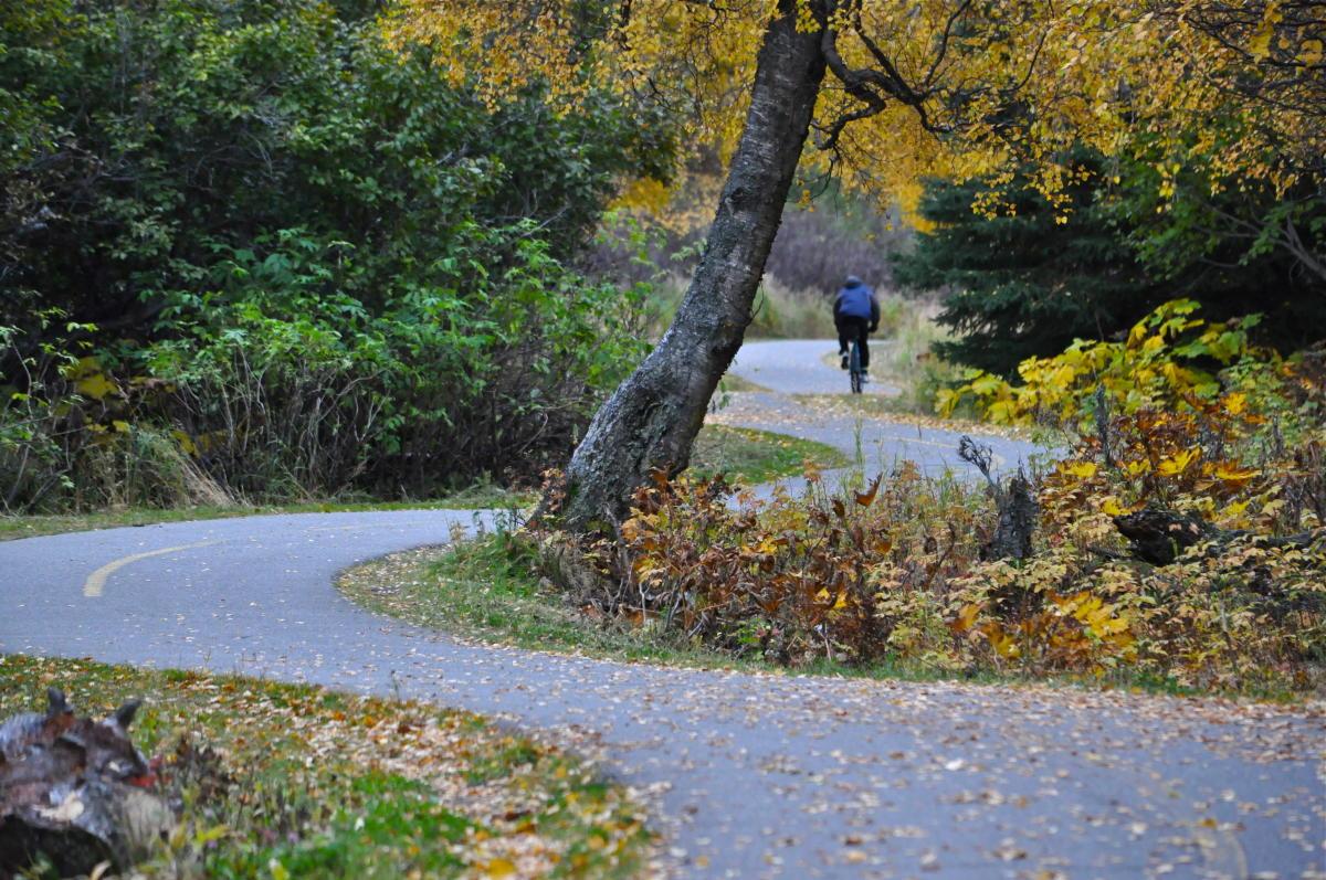 Kincaid Park Visit Anchorage