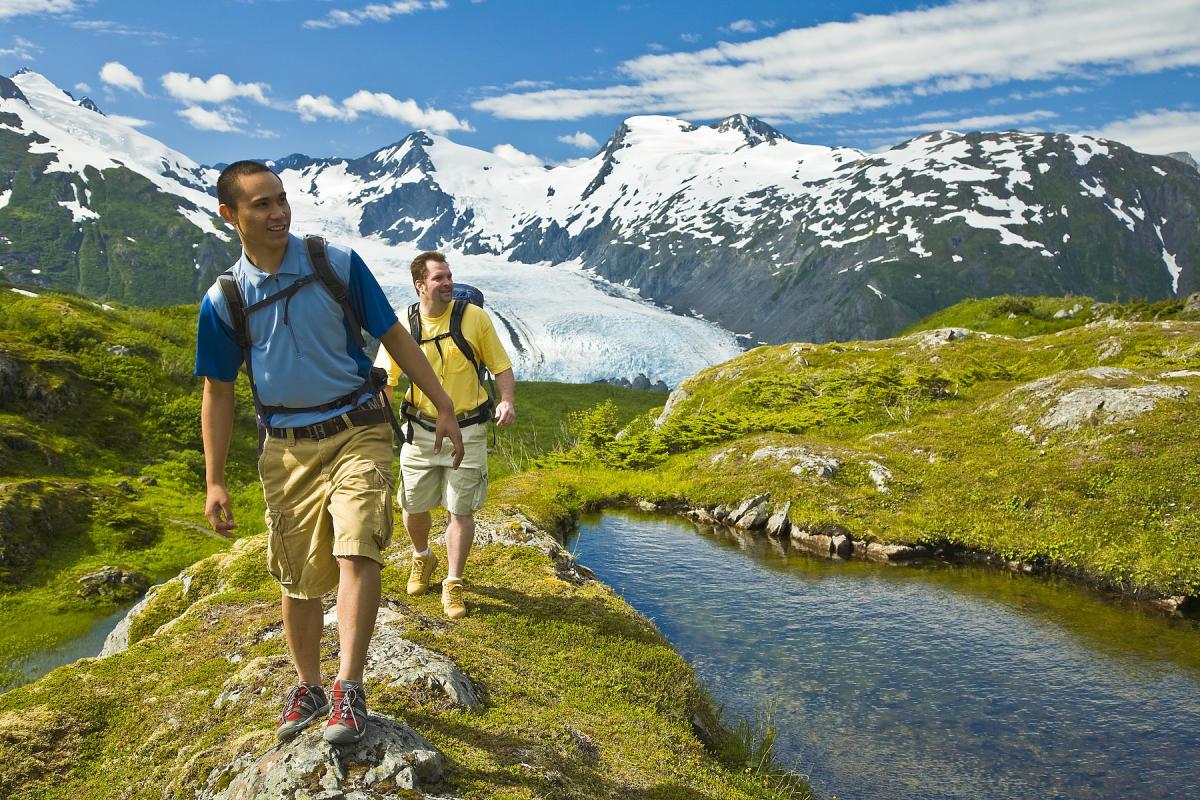Hiking & Ice Climbing | Visit Anchorage