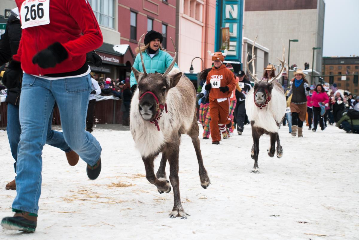 Anchorage Fur Rendezvous Annual Festivals Amp Events