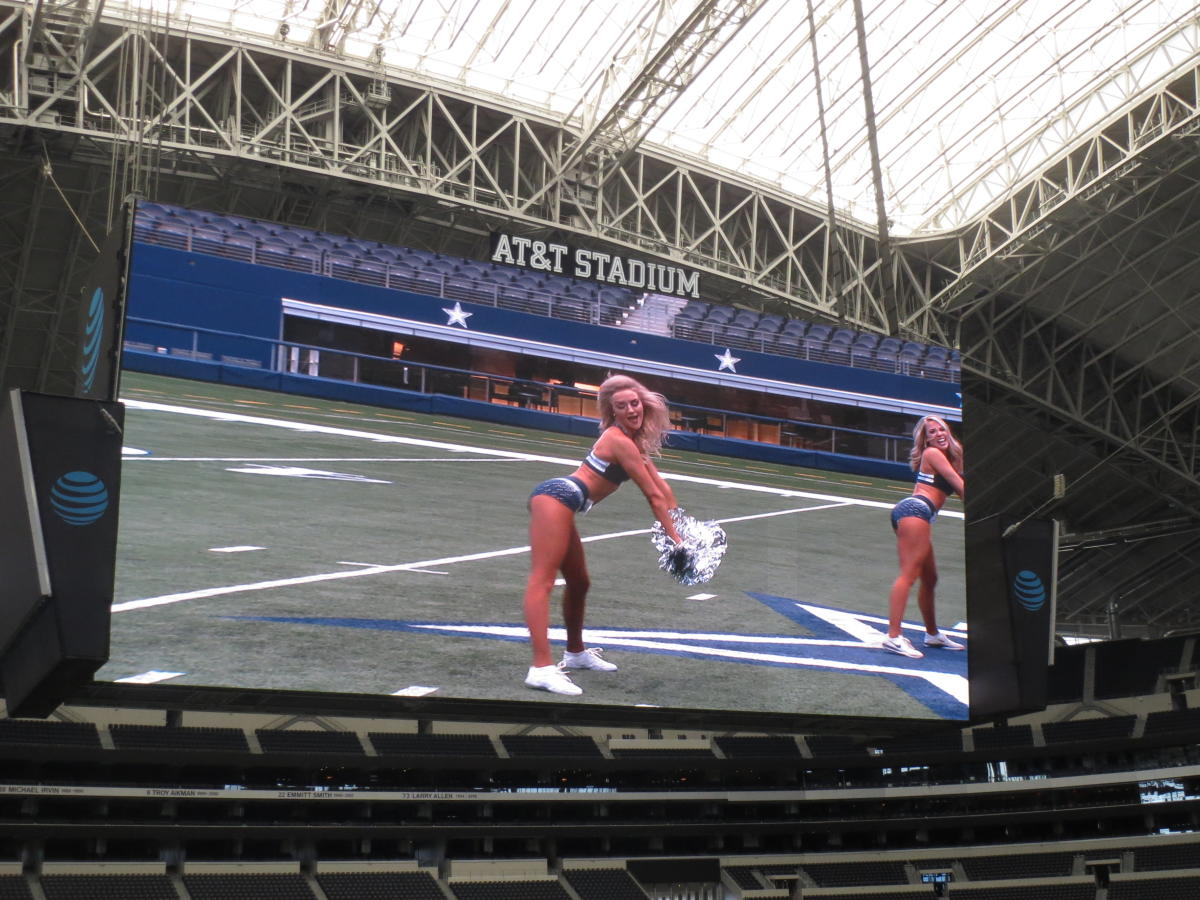 2017 Dallas Cowboys Cheerleaders Auditions Who Exactly