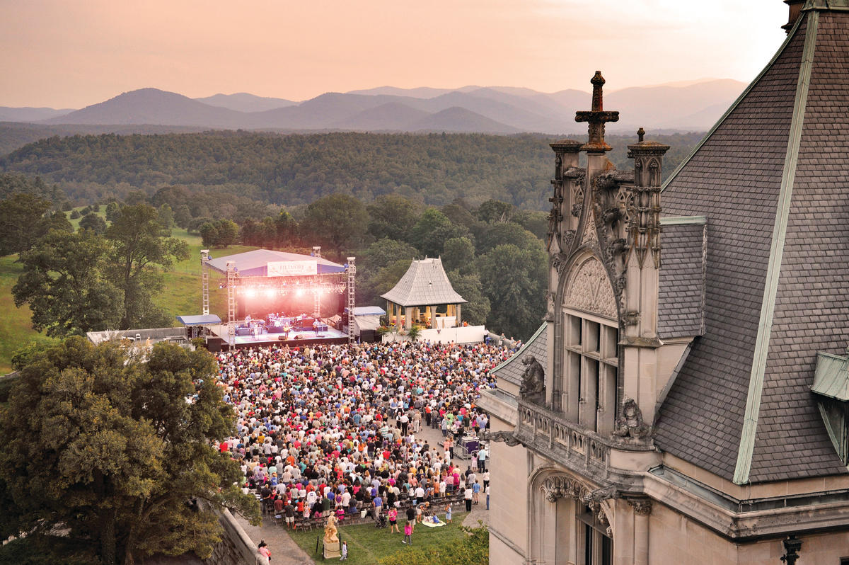 2017 biltmore concert series events in asheville n c for Is biltmore estate haunted