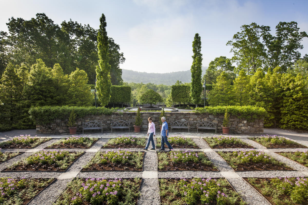 best gardens to visit in asheville