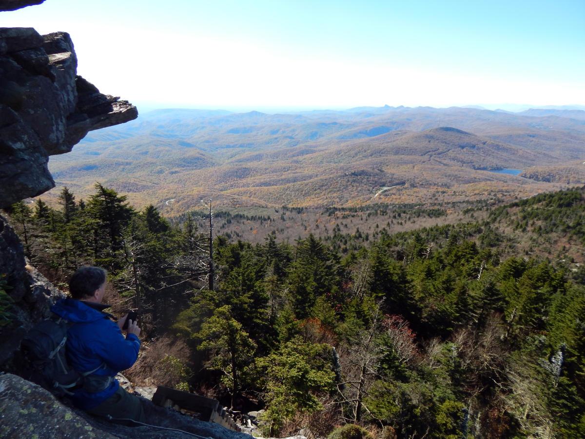 Grandfather Mountain Trail