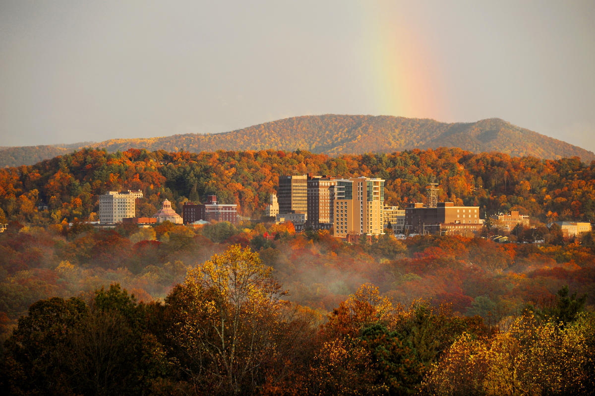 Top 10 Ways to Experience Fall in Asheville | Outdoors