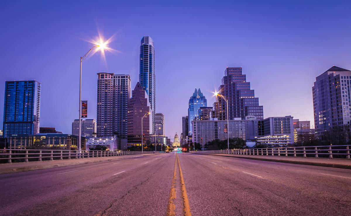Austin Texas #ATX - Cover