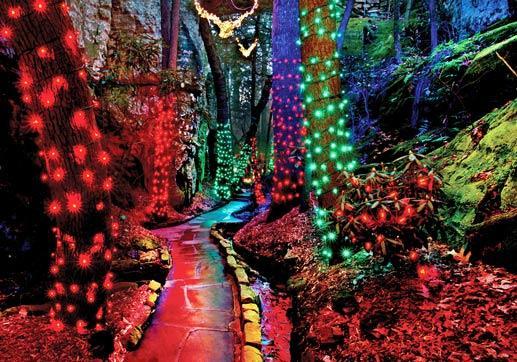 Featured blog rock city 39 s enchanted garden of lights for Rock city enchanted garden of lights coupon