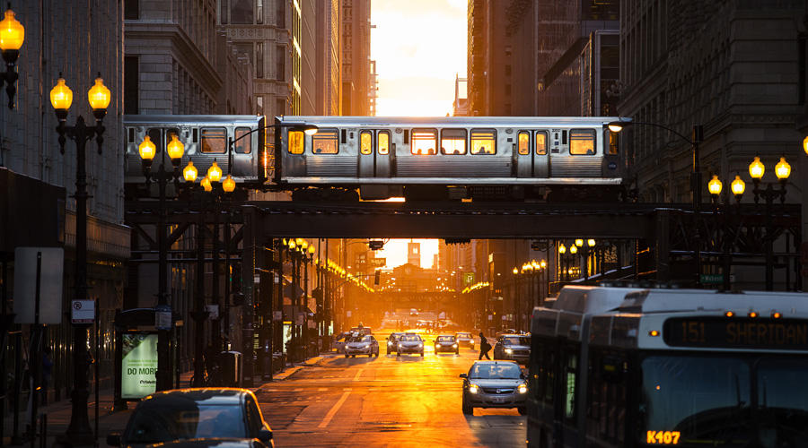 Sightseeing By L Train Cta Itinerary Choose Chicago