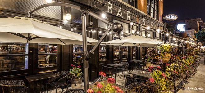 South Loop Restaurants With Private Rooms