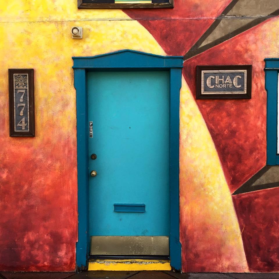 el distrito de arte en santa fe visit denver - Santa Fe Colors