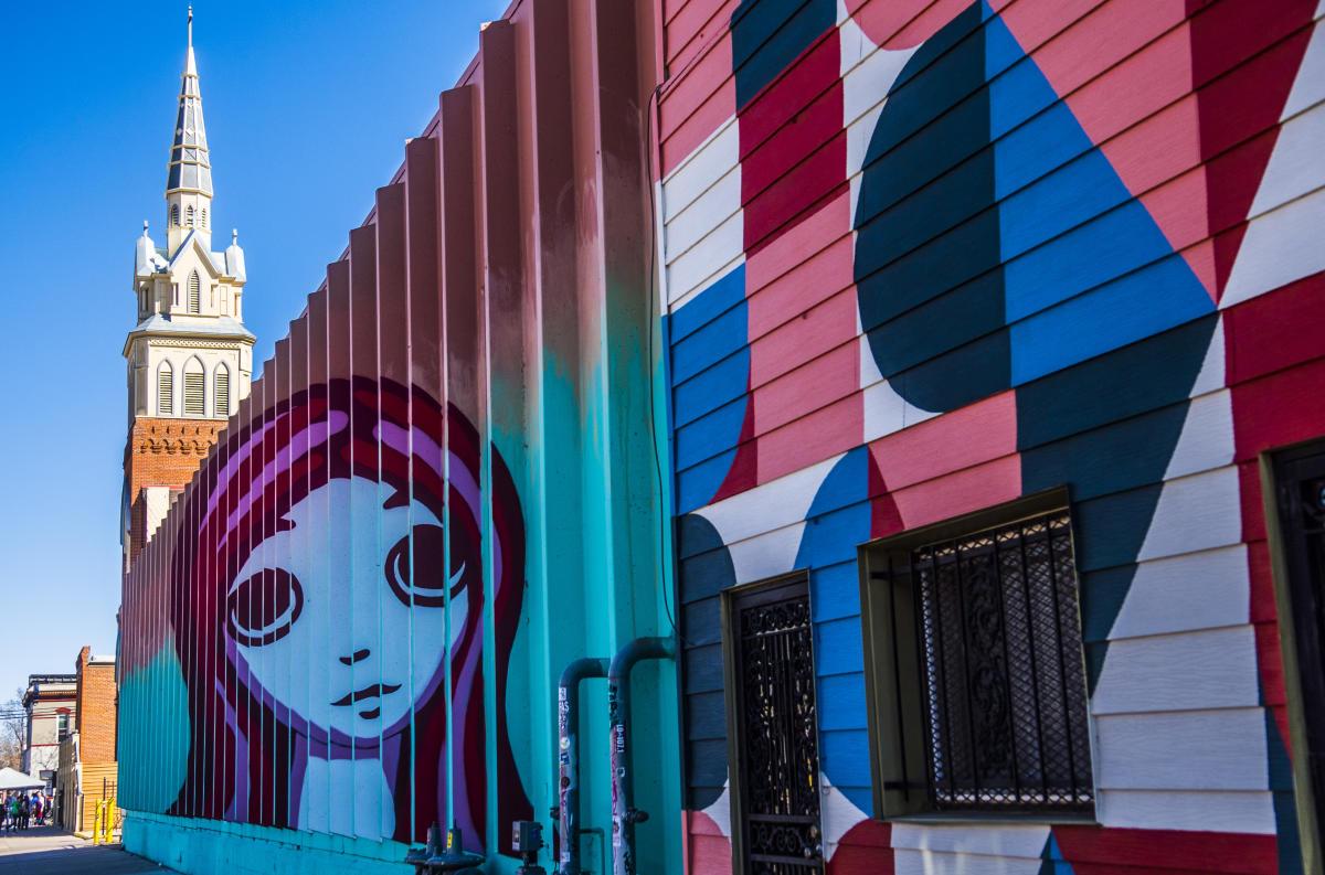 Art districts in denver visit denver for Craft show denver convention center