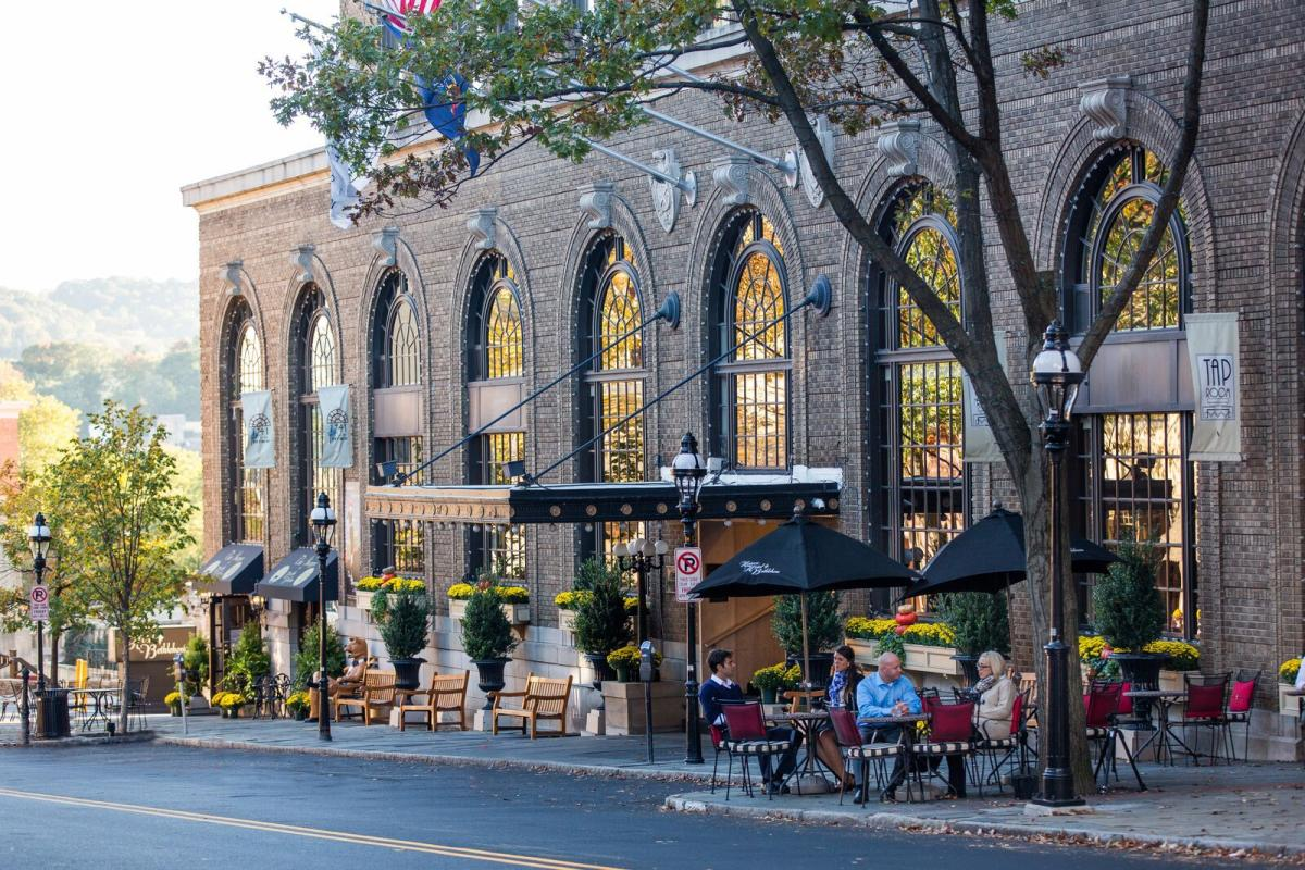 Lehigh University Restaurants And Bars