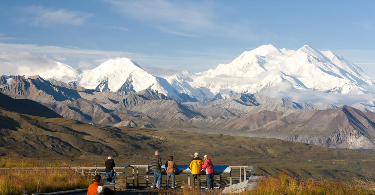 Denali National Park Explore Fairbanks Alaska