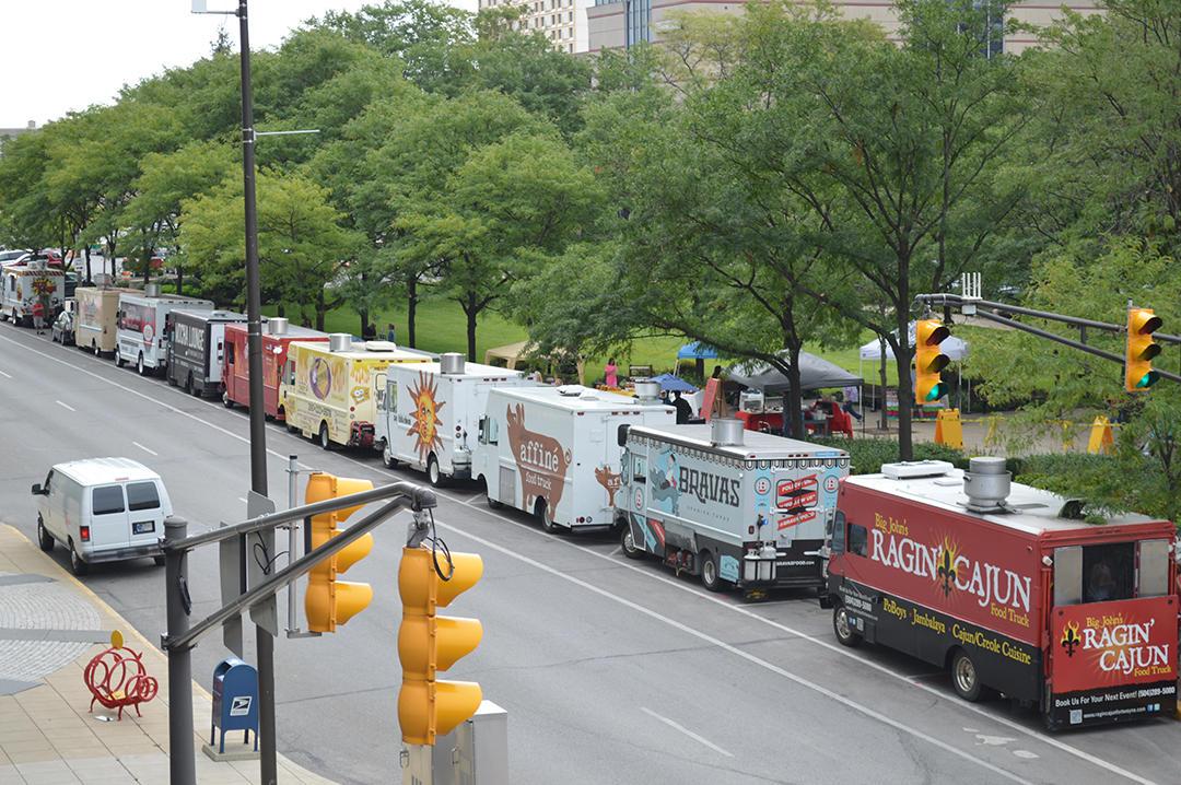 Food Trucks Fort Wayne Indiana