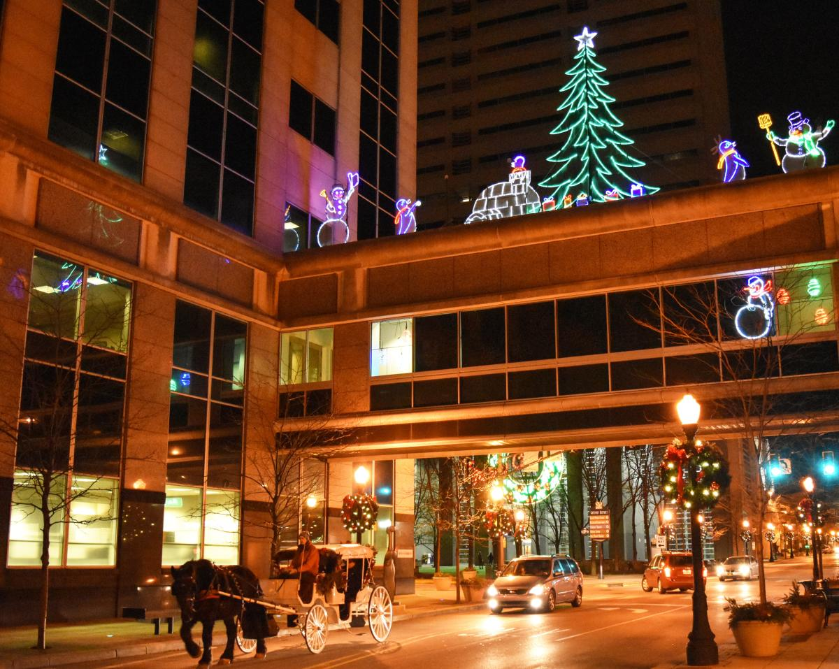 Freedom Auto Sales >> Clip-Clop Through Christmas with a Carriage Ride | Updated ...