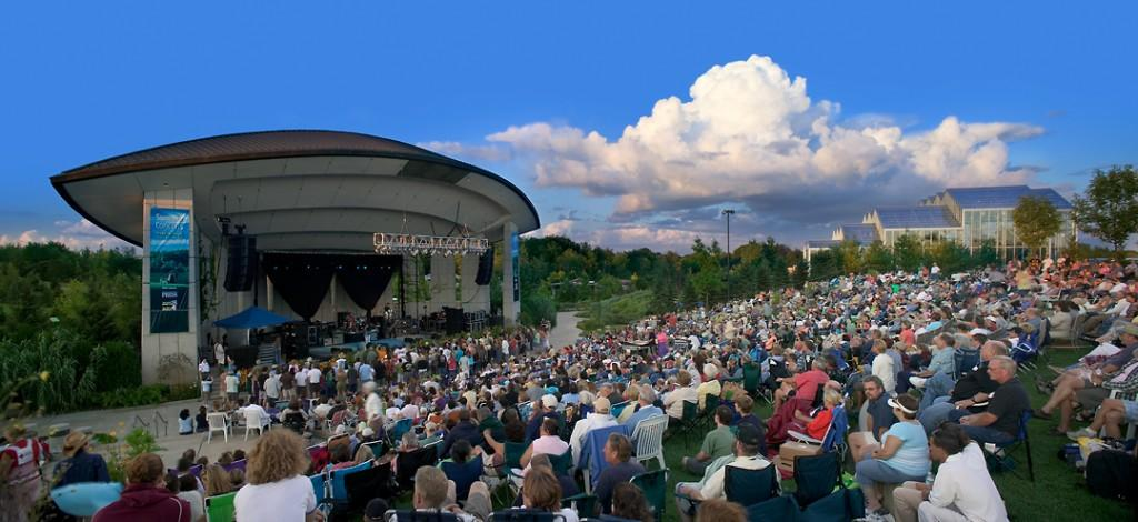 Meijer Gardens Summer Concert Series Experience Gr