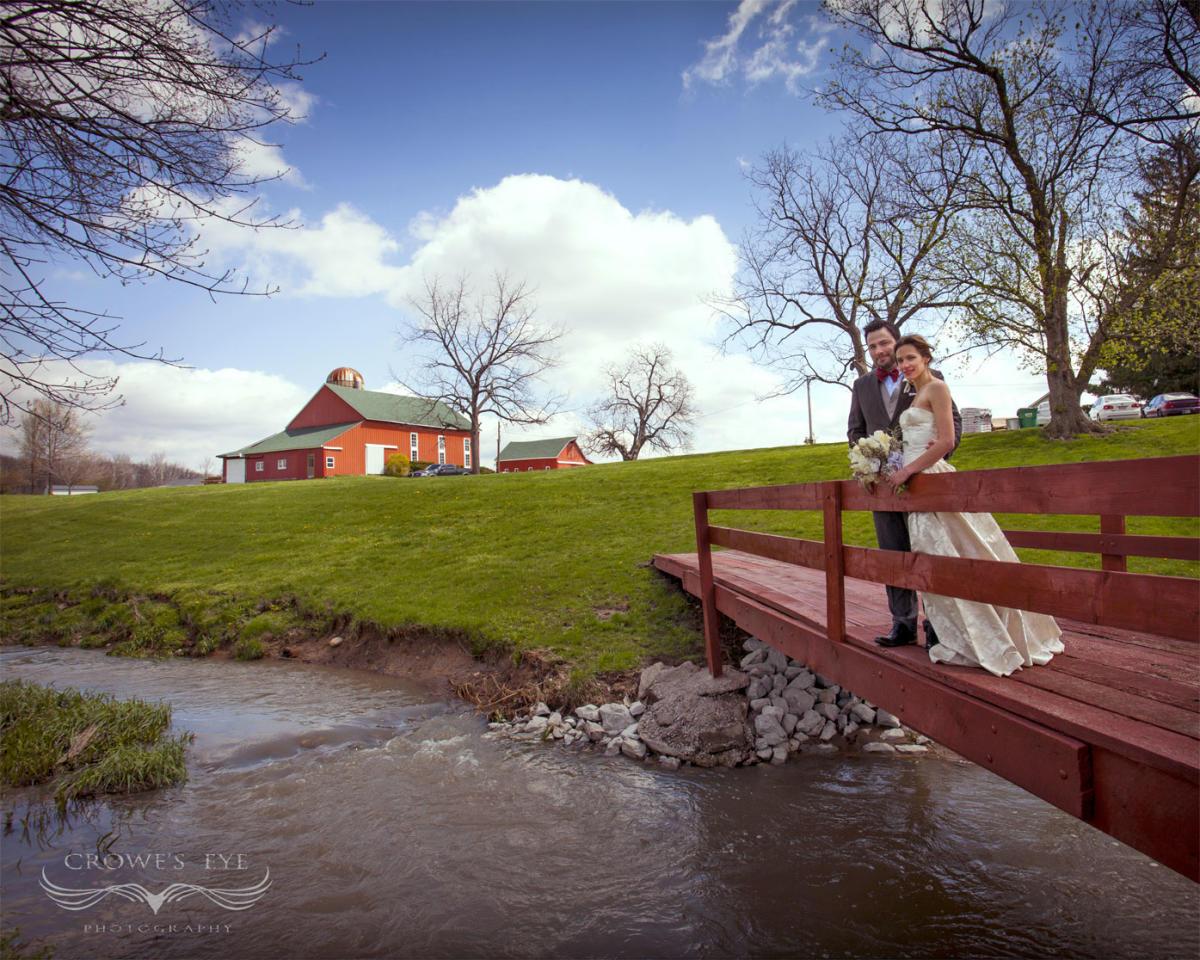 3 Hendricks County Barns To Consider For A Wedding