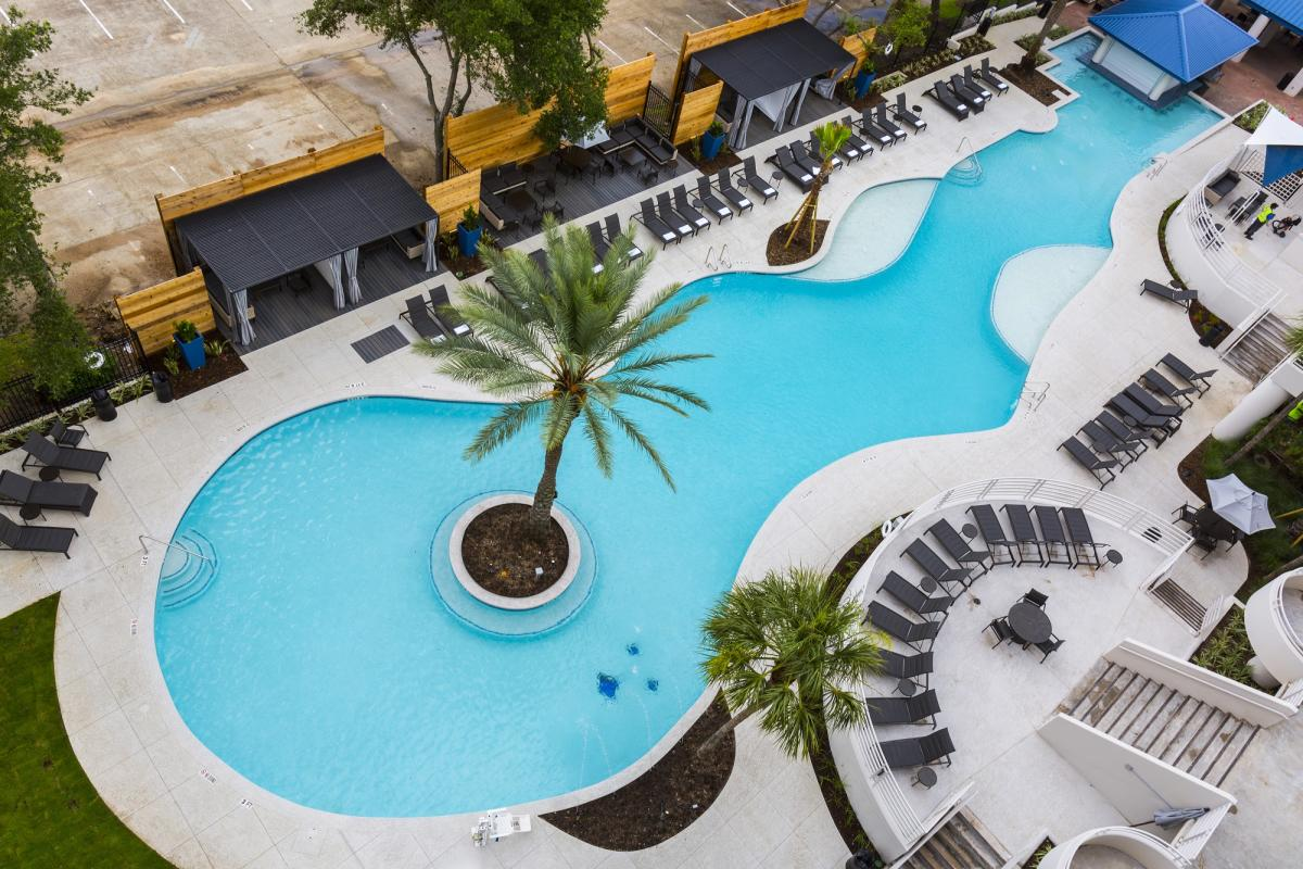Hotels In New Orleans La With Indoor Pool