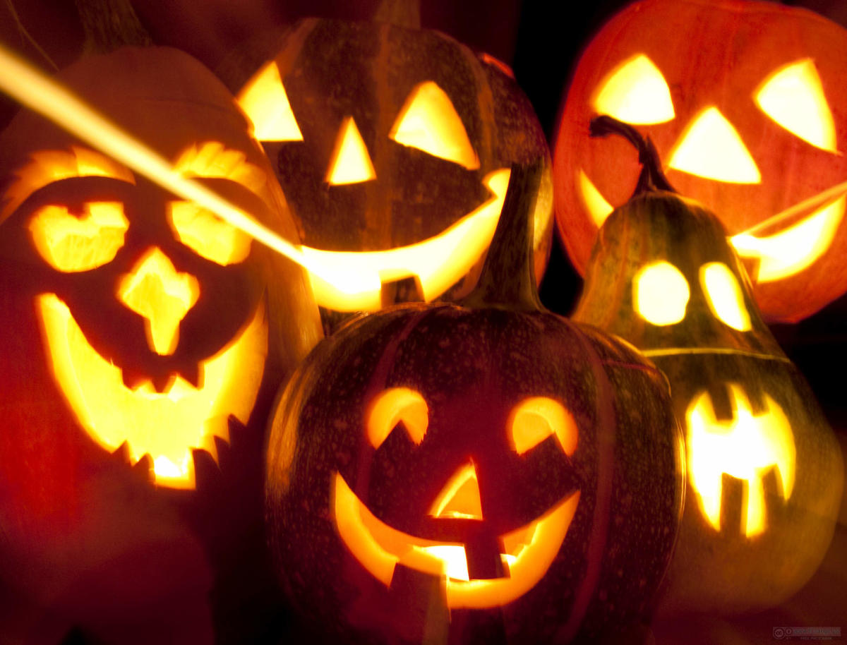 Houston halloween events trick or treating ghost tours - Image de halloween ...
