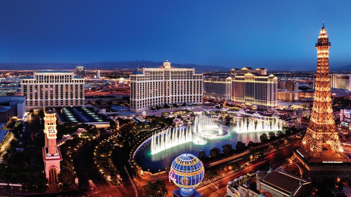7 Best Views In Las Vegas
