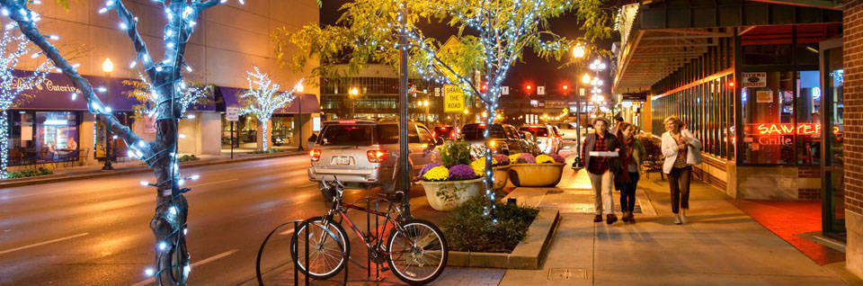 Downtown Lexington Visitlex Lexington S Convention And