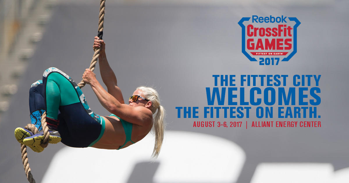The fittest city welcomes on earth crossfit