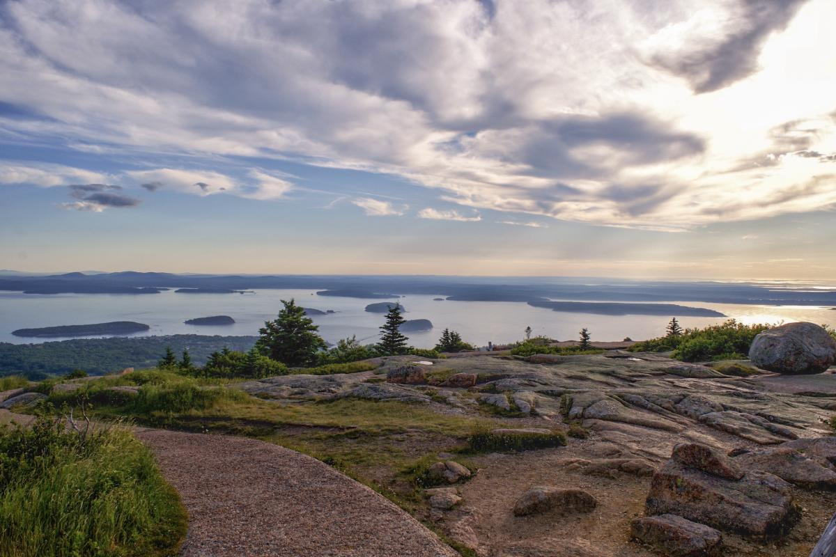 Recreation attractions maine tourism association for Acadia national park fishing