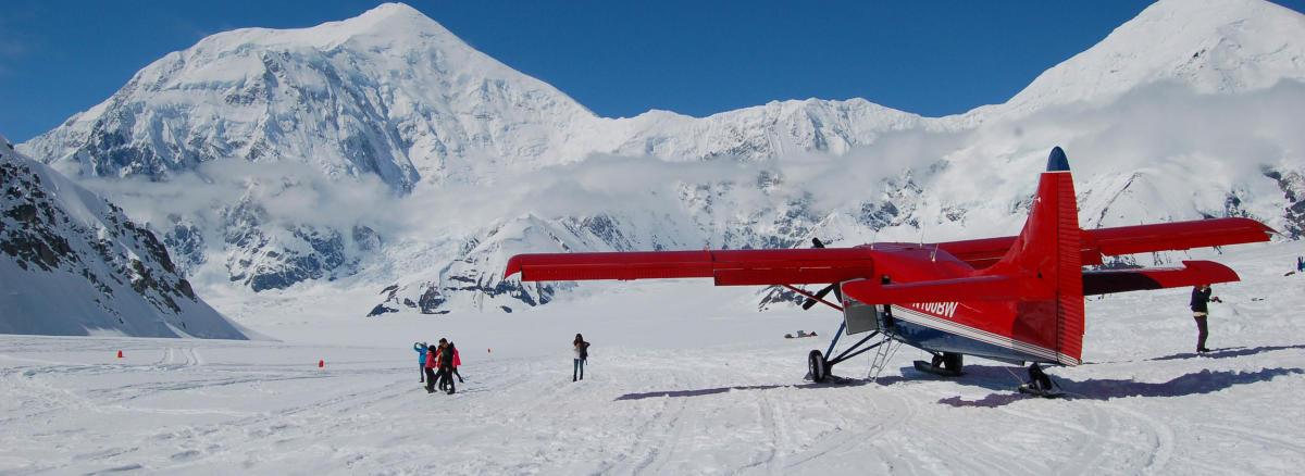 Alaska Flightseeing Tours In The Mat Su Valley Mat Su Cvb