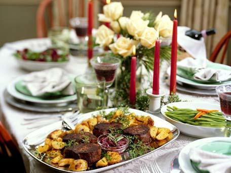 Christmas Dinners In Monterey County 2015