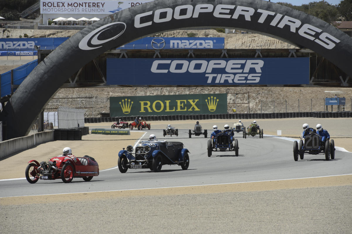 5 Epic Events during Monterey Car Week