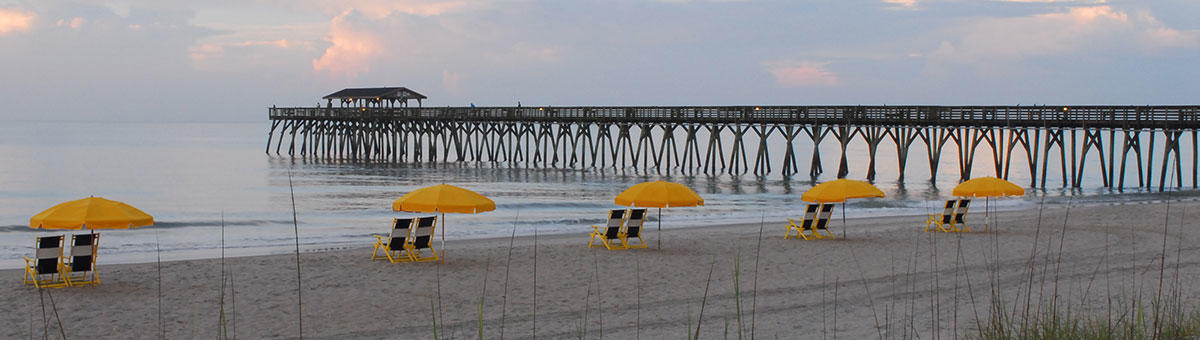 Myrtle Beach Sc Things To Do Myrtle Beach State Park Pier