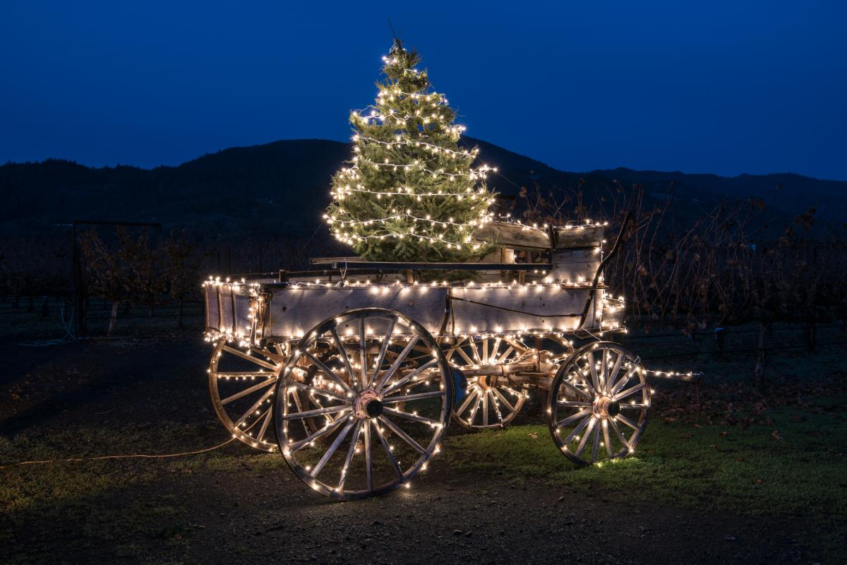 Holiday Hours Of Napa Valley Visit Our Wineries