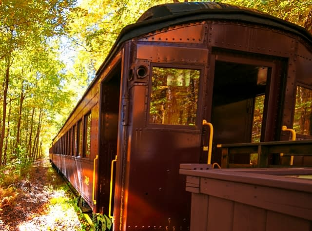 New York Scenic Train Rides Tickets And Railroads