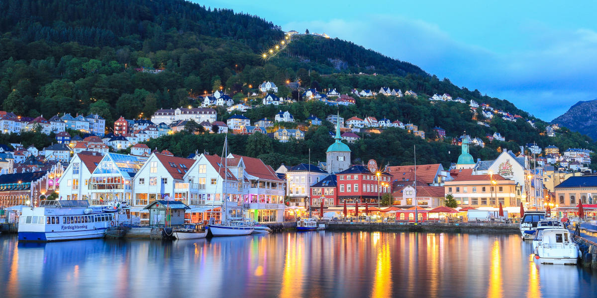 best restaurants bergen norway