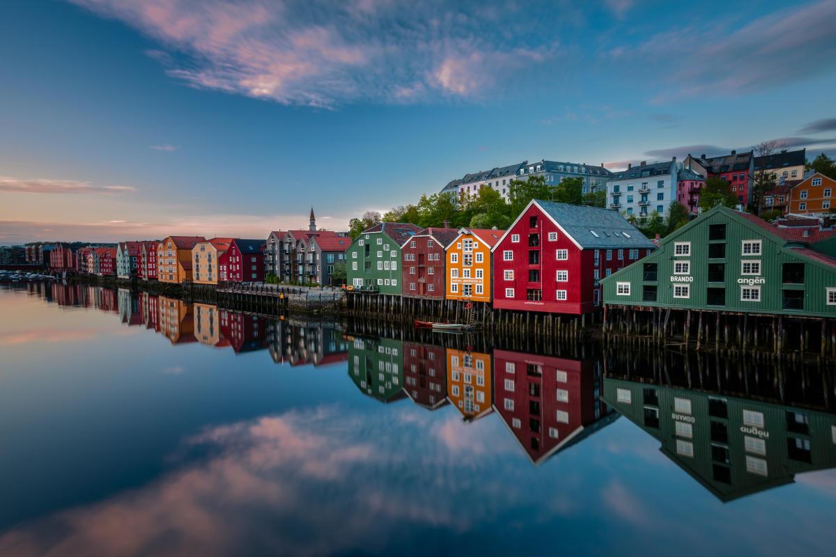 hva å gjøre i trondheim Ålesund