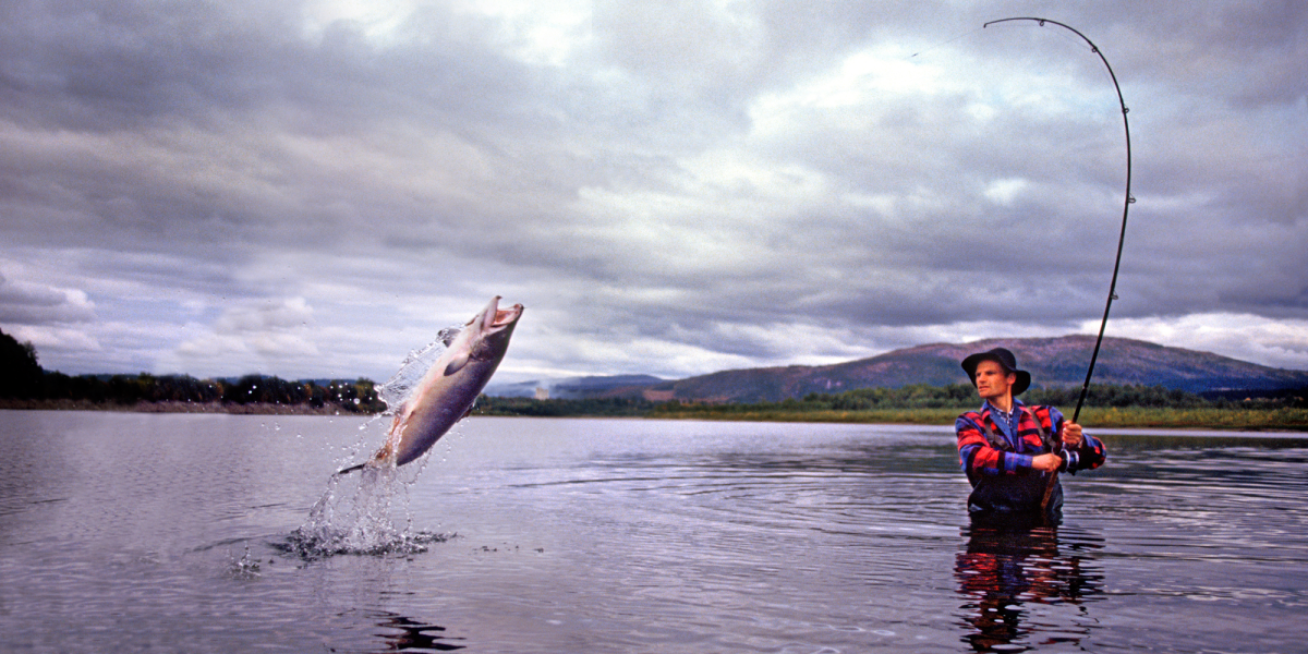 Fishing In Tr Ndelag Official Travel Guide To Norway
